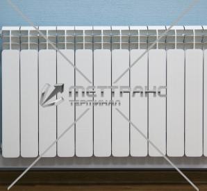 Радиатор отопления в Петрозаводске